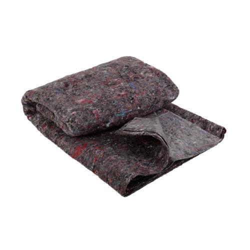 Fieltro absorbente suelos negro 1x4 m