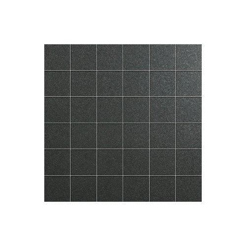 Mosaico smart negro para suelo y pared de 30x30cm