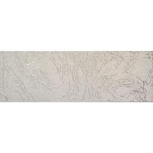 Revestimiento decorado secret 30x90 gris rectificado