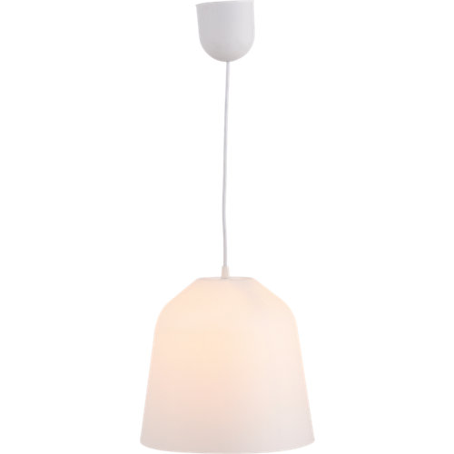 Lámpara de techo inspire bizen blanca