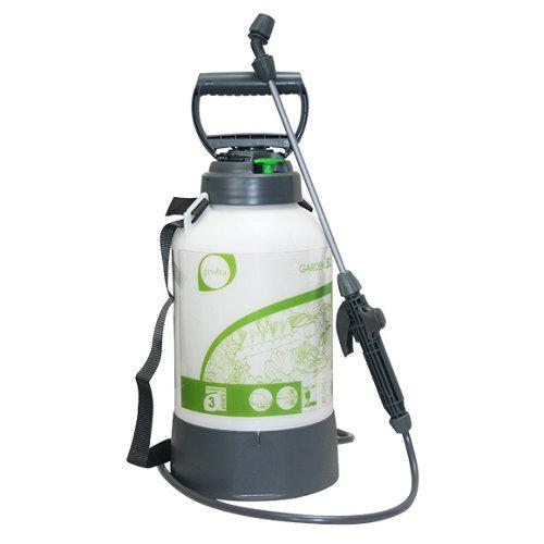 Pulverizador de presión tipo mochila geolia 95010 3.5 l