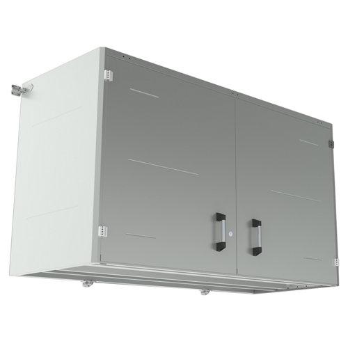 Armario en kit pl130002 de 200x113x80 cm para uso interior