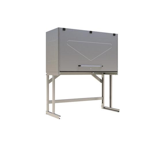 Armario en kit pl140139 de 200x233x80 cm para uso interior