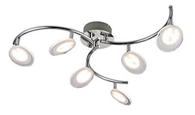 lamparas led empotradas leroy merlin