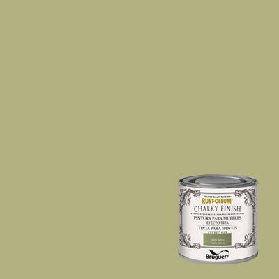 Pintura a la tiza CHALKY FINISH RUST-OLEUM 125 ml verde salvia