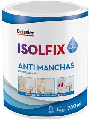 Pintura aislante ISOLFIX al agua 0.75L