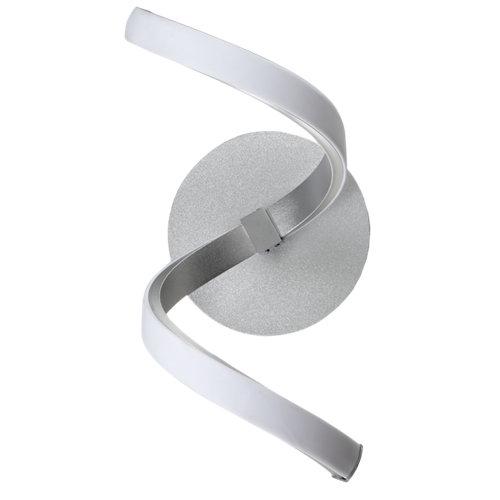 Aplique led mantra nur gris