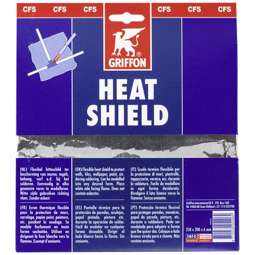Escudo protector térmico flexible griffon