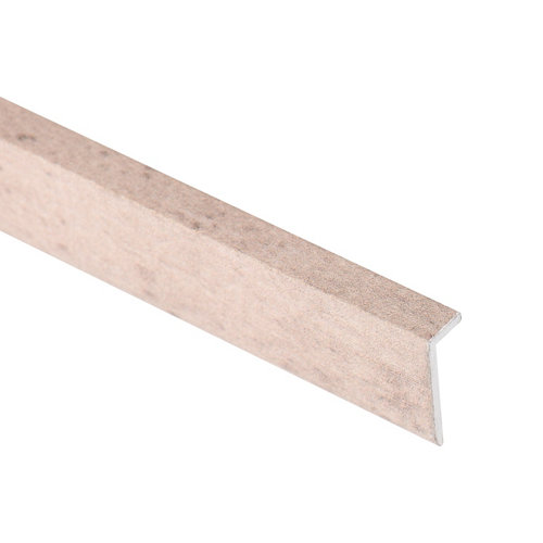 Perfil de aluminio multicolor de 2 m