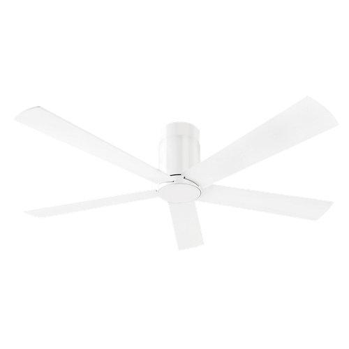 Ventilador de techo trento trento 132 cm blanco ac