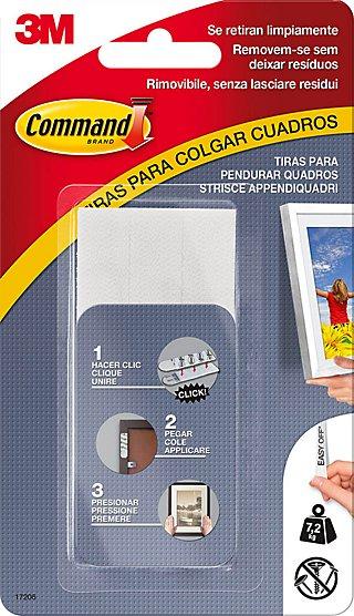 8 Colgador Adhesivo De Plástico De 19x92 Mm Leroy Merlin