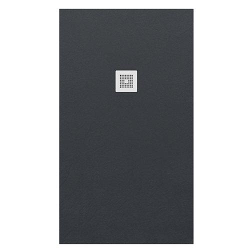 Plato ducha colors 90x150 cm antracita