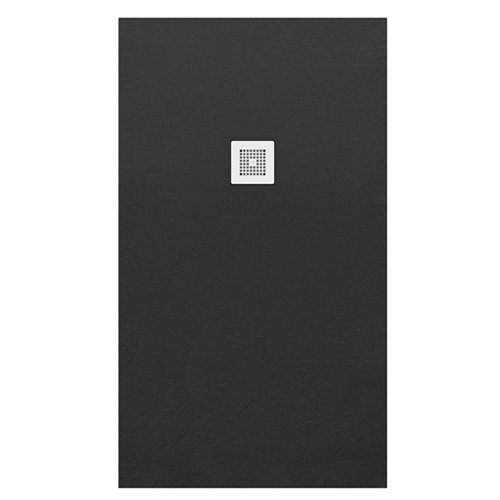 Plato ducha colors 70x190 cm negro