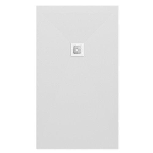 Plato ducha rectangular colors 200x70 cm blanco