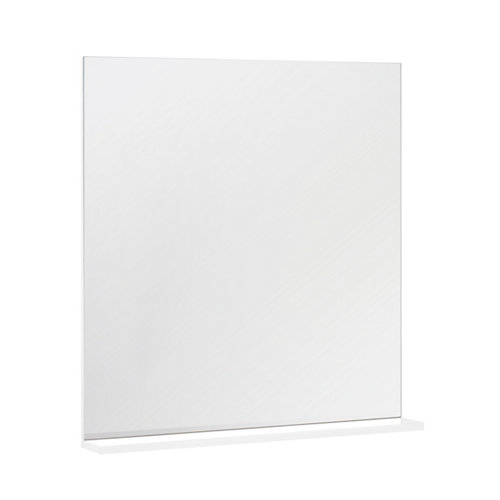 Espejo de baño opale blanco 60 x 76 cm