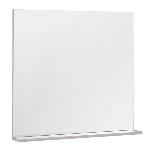 Espejo de baño opale beige 80 x 76 cm
