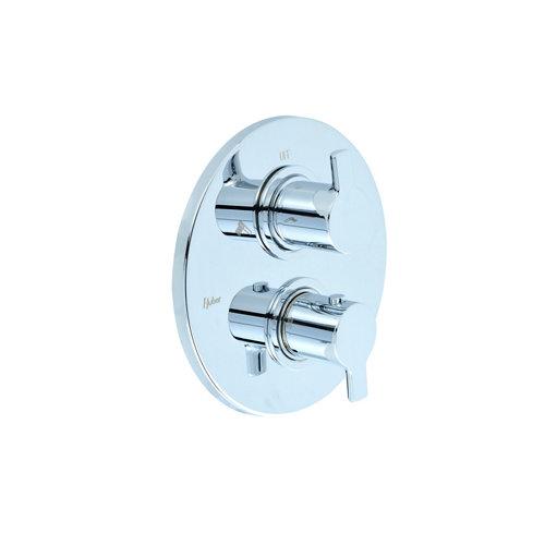 Grifo ducha termostático huber h2 plata