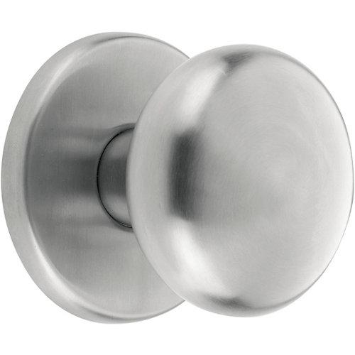 Pomo de puerta de acero inoxidable