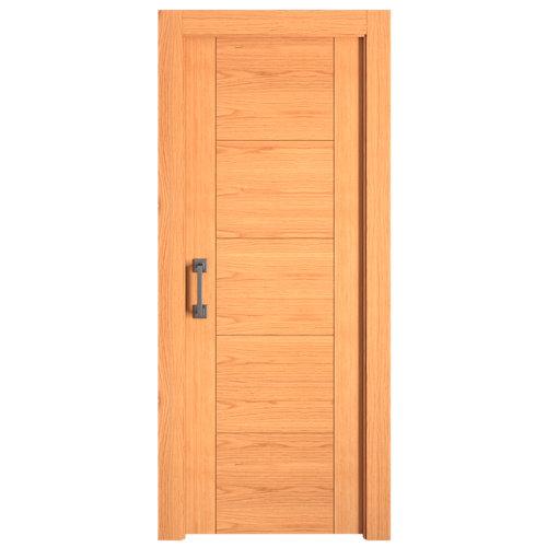 Puerta de interior corredera noruega roble de 62.5 cm