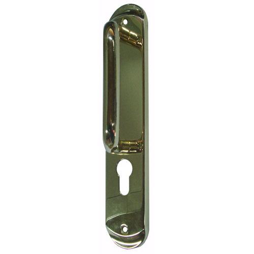 Tirador de puerta de armario de mueble de pulido y 45x63x195 mm