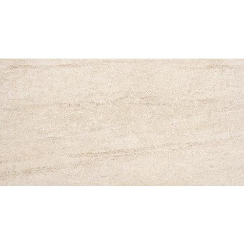 Pavimento / revestimiento cerámico materia 31.6x60.8 marfil c1 artens