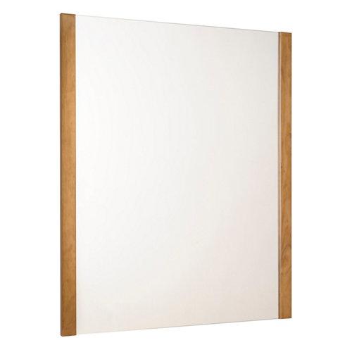 Espejo de baño amazonia amarillo / dorado 60 x 80 cm