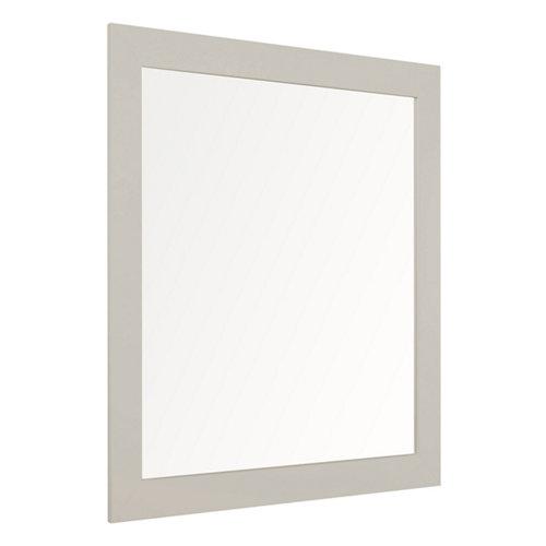 Espejo de baño roma amarillo / dorado 60 x 80 cm