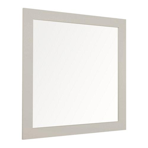Espejo de baño roma amarillo / dorado 80 x 80 cm