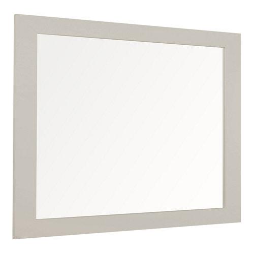 Espejo de baño roma amarillo / dorado 100 x 80 cm