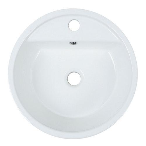 Lavabo lavabos blanco 44x23x43 cm