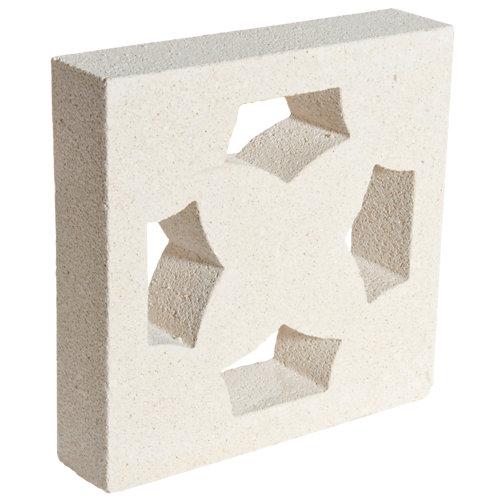 Celosía saturno 25x25x6 cm