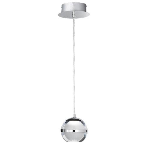 Lámpara de techo led fulton gris 1 luz