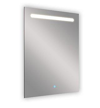 Apliques Para Espejos De Bano Baratos.Espejo Bano Con Luz Integrada Leroy Merlin