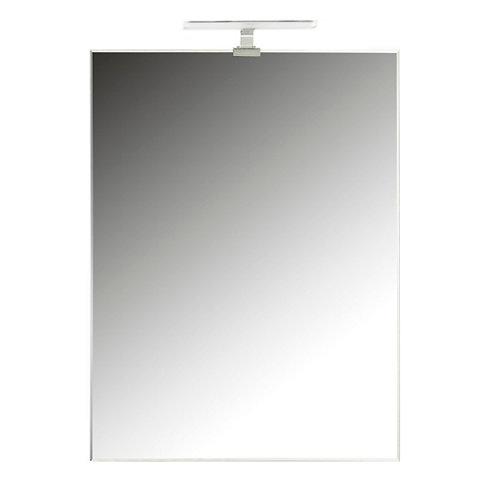 Espejo de baño con luz led touch 60 x 80 cm