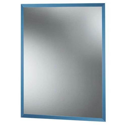 Espejo de baño argo azul 60 x 80 cm