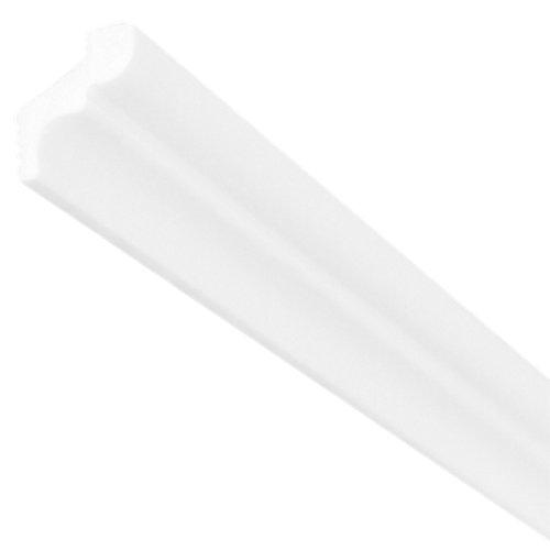 Moldura de poliestireno 35x35 mm de 2 m de largo