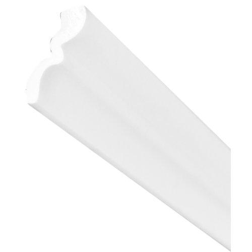 Moldura de poliestireno 40x50 mm de 2 m de largo