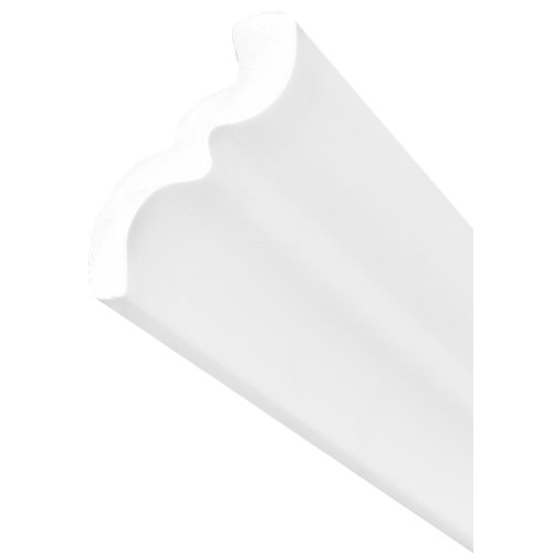 Moldura de poliestireno 70x80 mm de 2 m de largo