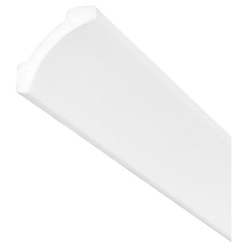 Moldura de poliestireno 50x50 mm de 2 m de largo