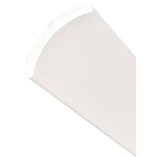 Moldura de poliestireno 70x70 mm de 2 m de largo