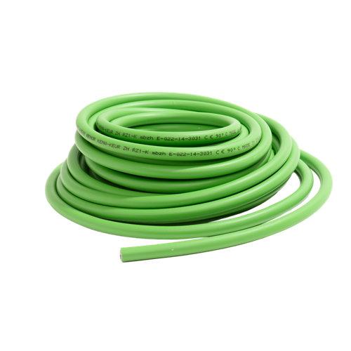 Manguera lexman rz1-k verde 3x1,5 mm² 5 m.