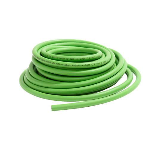 Manguera lexman rz1-k verde 3x2,5 mm² 25 m.