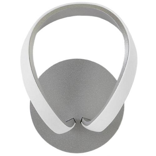 Aplique led mantra knot gris