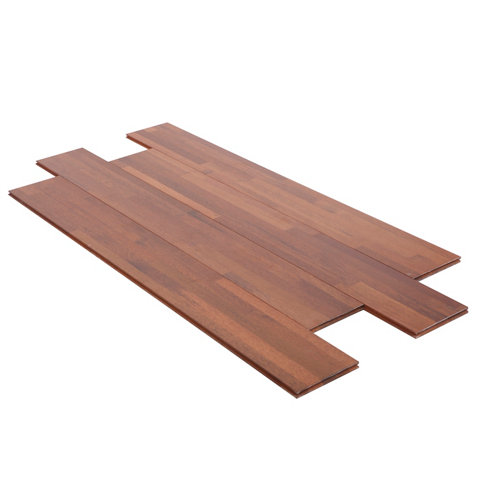 Suelo de madera woodflooring intenso merbau lamello