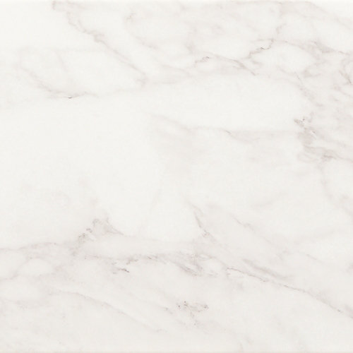 Pavimento porcelánico de 60x60 cm en color blanco