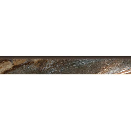 Rodapié recto negro 60 cm de largo