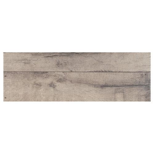 Pavimento cerámico madera 20x60 gris