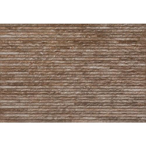 Azulejo cerámico legend 45,6x67,5 montecarlo marron