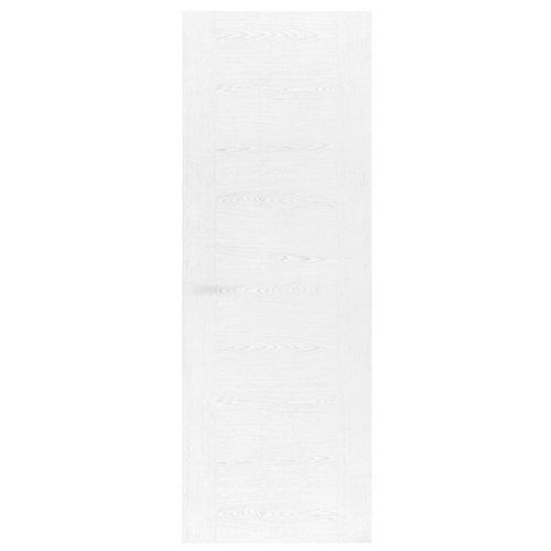Puerta de interior corredera canarias blanco de 82.5 cm