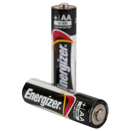 Pack de 24 pilas energizer value box lr06 aa 1,5v